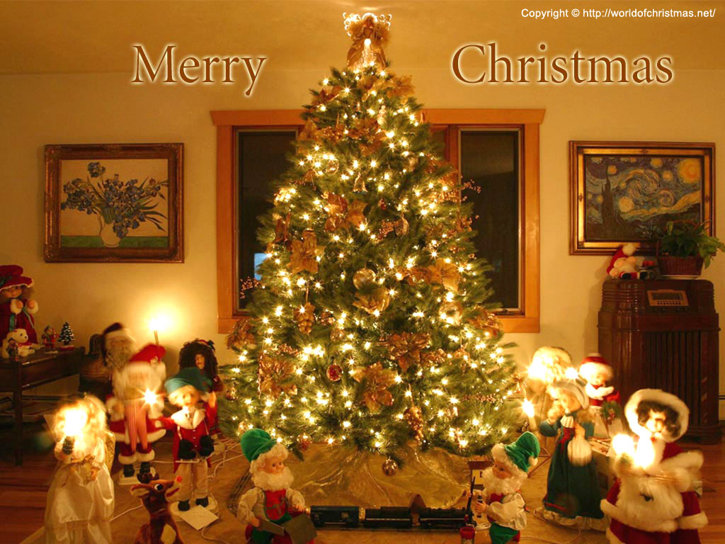 Christmas Holiday Wallpaper - Free Christmas Holiday Wallpapers,